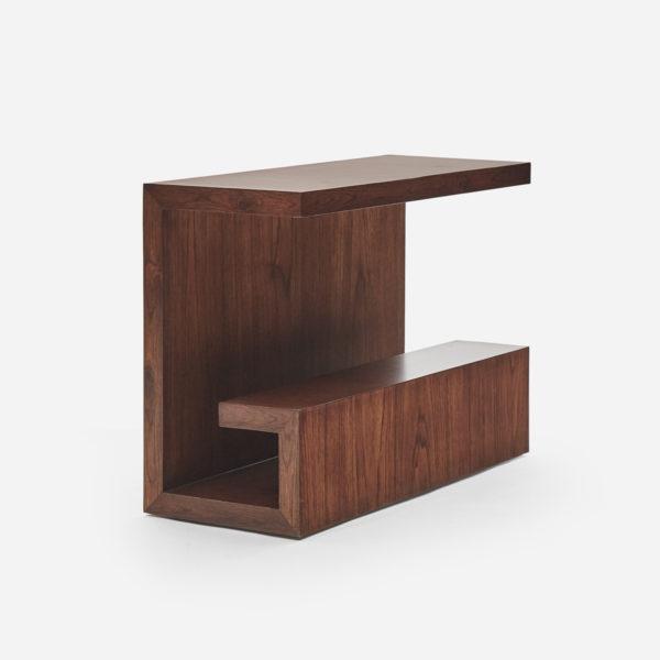 G Shape Stylish Side Table